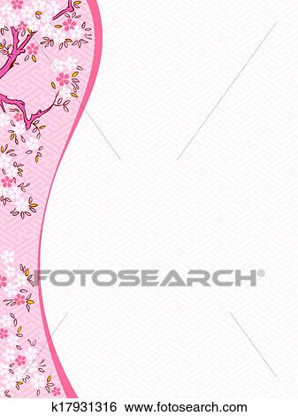 Cherry Blossom Template Images - template design free download