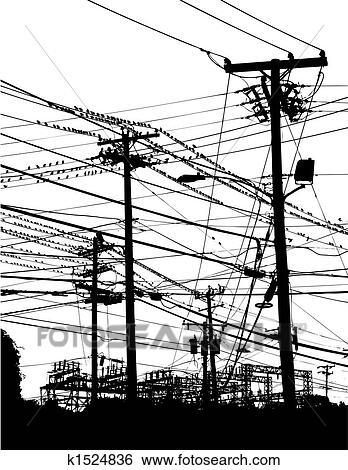 Transmission Wires