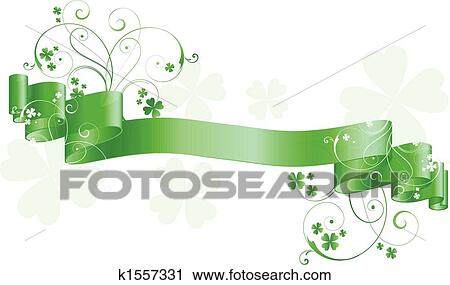 Green Scroll Art Label Clip Art At Clker - Green Frame Png - Free  Transparent PNG Clipart Images Download
