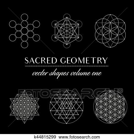 clip art of sacred geometry volume one k44815299 search clipart