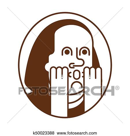 clip art of portrait franklin omg oh my god benjamin franklin rh fotosearch com free benjamin franklin clipart ben franklin kite clipart