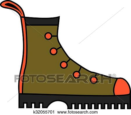Boots Clipart K32055701