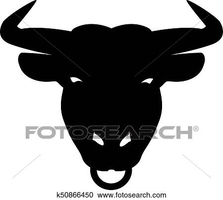 Angry Bull Head Royalty Free Cliparts, Vectors, And Stock Illustration.  Image 40801185.