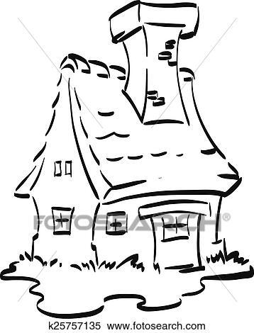 Fairy House Clipart