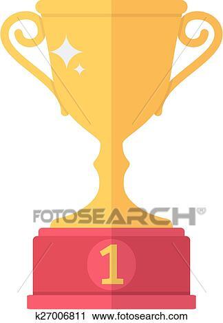 גביע מקום 1