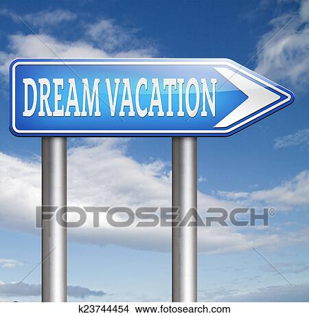 Drawings Of Dream Vacation K23744454
