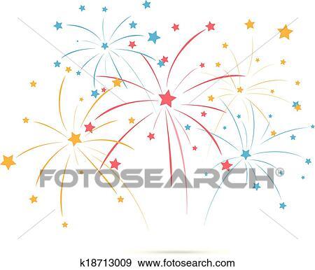 Feuerwerk Clipart - Png Download (#5754021) - PinClipart