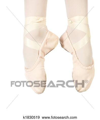 stock photograph of ballet feet positions k1830519 search stock