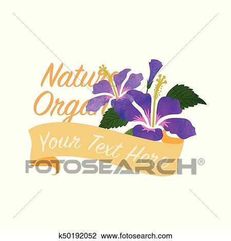 Colorful Watercolor Texture Vector Nature Botanic Garden Flower