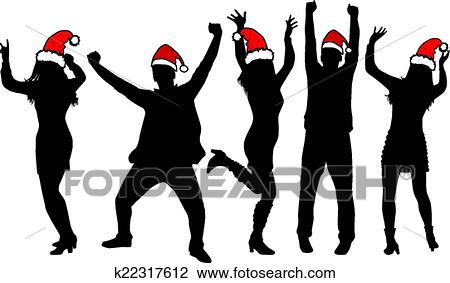 Christmas Party Images Clip Art.Christmas Party Clipart