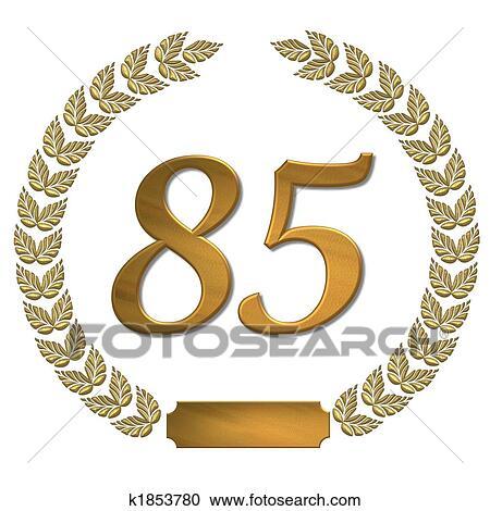 stock illustrations of golden laurel wreath 85 k1853780 search