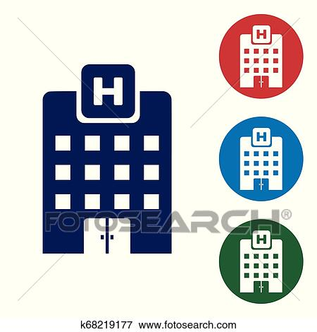 Free icon download   Hospital