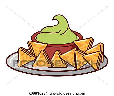 Taco and creams, Nachos Mexican cuisine Salsa Taco Pico de gallo, lg, food,  recipe png   PNGEgg