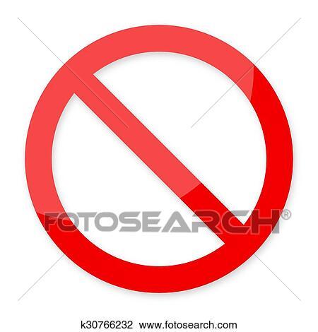Jeune Allemand, panneau de signalisation, pour, interdiction Dessin CB-67