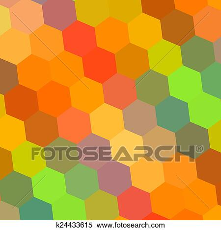 Abstract Rainbow Background Stock Illustration K24433615 Fotosearch