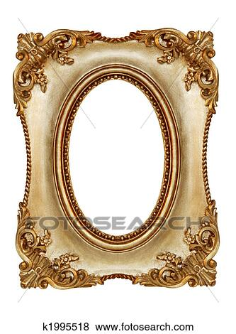 Pictures of Gilt Frame k1995518 - Search Stock Photos, Images, Print ...