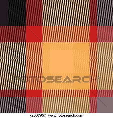 Tartan Scottish Plaid Material Pattern Texture Design
