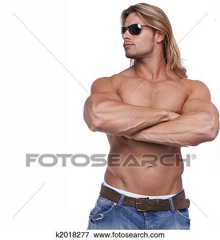 sexy men long hair