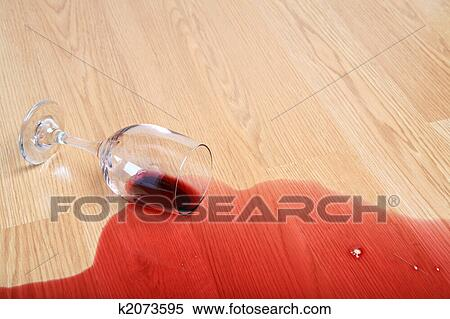 stock image of wine glass spill k2073595 search stock photos