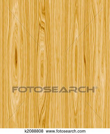 Stock Illustration Of Pine Wood Background Texture K2088808