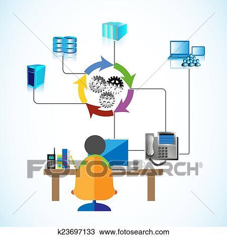 clipart of software development k23697133 search clip art rh fotosearch com software clipart free download hemera clipart software free download
