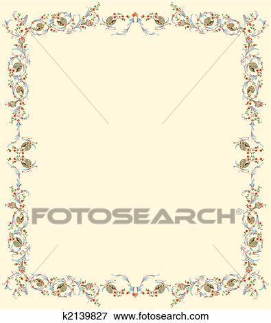 decorazioni per pergamene da