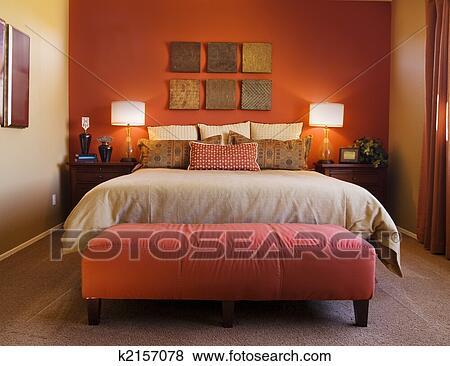 Billeder - bekvem, soveværelse k2157078 - Søg i stockfotos, motiver ...