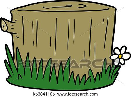 Cartoon Tree Stump Clipart K53841105 Fotosearch Download high quality tree stump cartoons from our collection of 41,940,205 cartoons. fotosearch