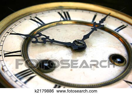 stock images of antique clock face detail k2179886 search stock