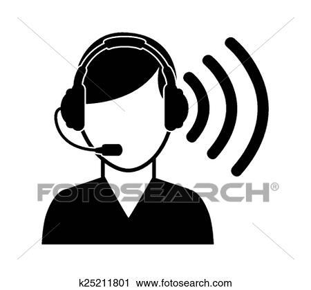 clipart of call center k25211801 search clip art illustration rh fotosearch com police call center clipart call center clip art free