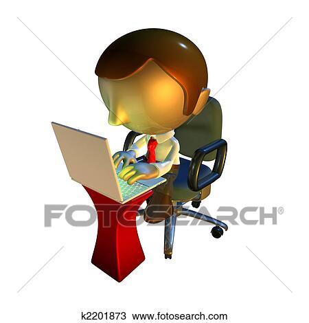 Dessin PortableBureau 3dHomme AffairesCaractèreSéanceÀOrdinateur 3dHomme AffairesCaractèreSéanceÀOrdinateur bY6vf7gy