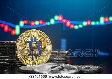 Bitcoin stock market trading