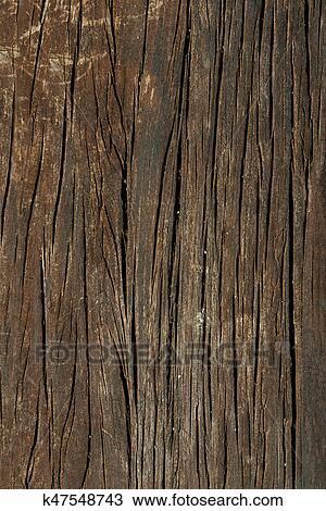 Dunkel Holzern Texture Holz Braun Texture Hintergrund Alt