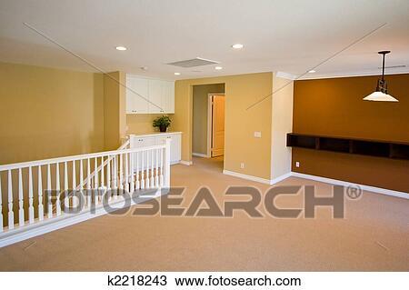 Banque de Photo - maison modèle, intérieur k2218243 - Recherchez des ...