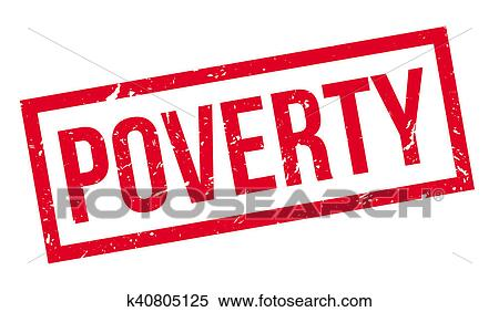 stock illustration of poverty rubber stamp k40805125 search