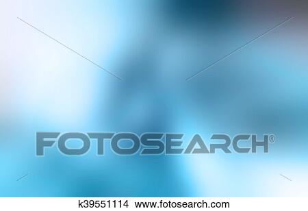 Blue White Background Abstract Sky Or Sunshine Concept
