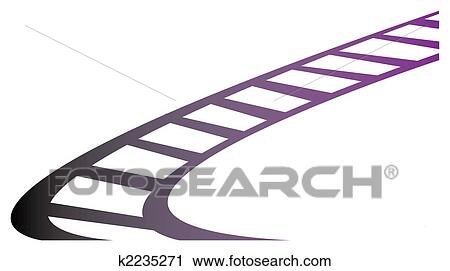 clipart of train track k2235271 search clip art illustration rh fotosearch com train track clip art border train track clipart images