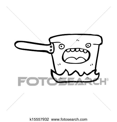 Dessin Casserole Cuisine clipart - dessin animé, cuisine, casserole k15557932 - recherchez