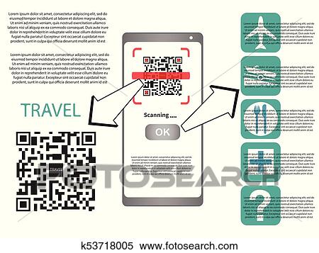 scan qr code en ligne