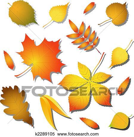 Clipart Herbst Geht K2289105 Suche Clip Art Illustration