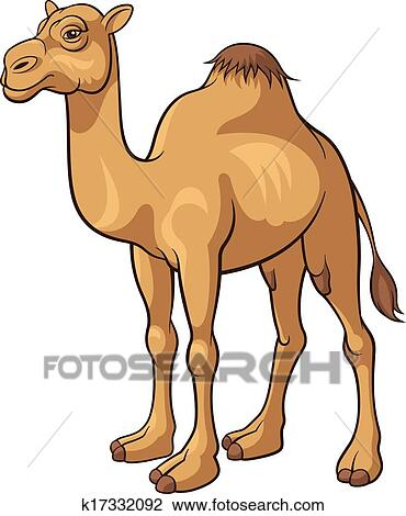 Clipart Of Camel K17332092 Search Clip Art Illustration Murals