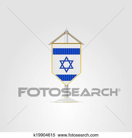 Stock Illustration Of Illustration Of National Symbols Of Middle