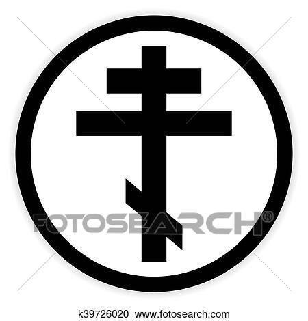 clipart religioso ortodosso croce button k39726020 cerca rh fotosearch it clip art religious pictures clipart religious for women's day