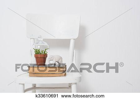 Stock Photography Of Stylish Home Decor K33610691 Search Stock