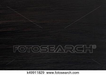 Noir Texture Bois Arriere Plan Banque De Photo K49911829 Fotosearch