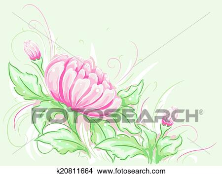 Transparent Shabby Chic Clipart - Oval Flower Frame Png, Png Download -  kindpng