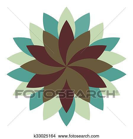 Dibujos Hermoso Flor De Loto Color Whee K33025164 Buscar Clip