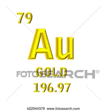 Stock Illustration Of Gold K22044379 Search Vector Clipart