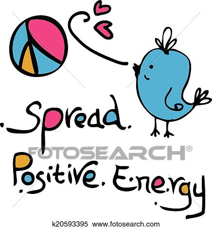 clipart of spread positive energy k20593395 search clip art rh fotosearch com energy clipart black and white energy clipart gif