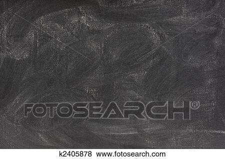 pictures of blank chalkboard with eraser smudges k2405878 search
